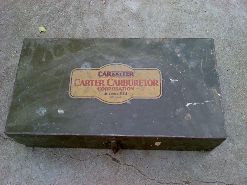 Carter Carburetor Tool Kit - IH PARTS AMERICA