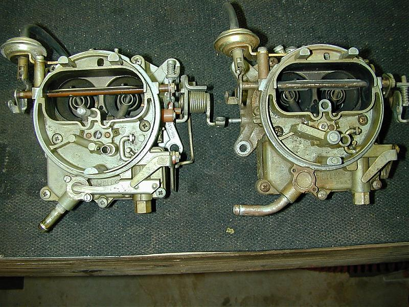 Holley 22XX Series Carb Stuff - IH PARTS AMERICA