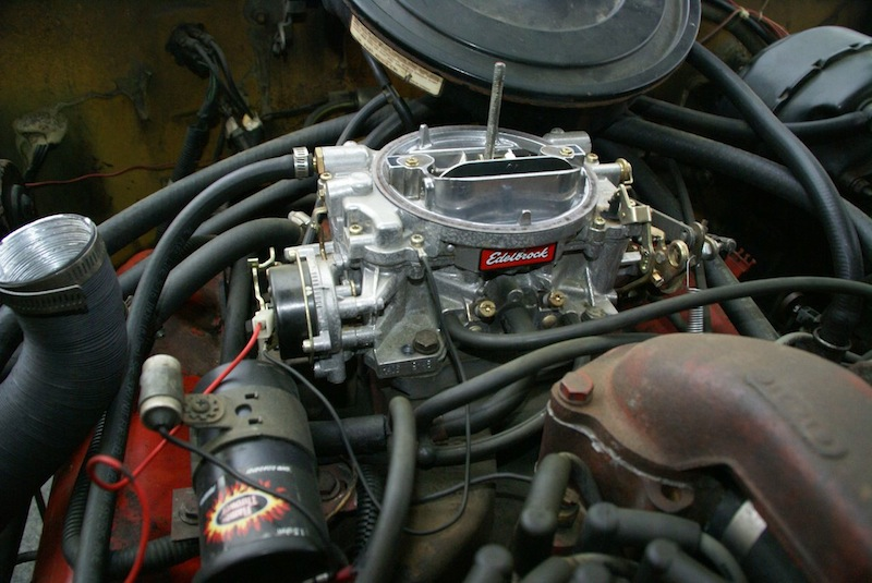 Performance Tips for '79 Scout II w/345 - IH PARTS AMERICA