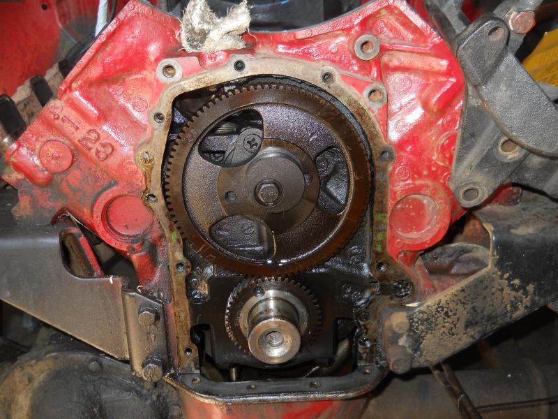 Cam & lifter swap timing help needed - IH PARTS AMERICA