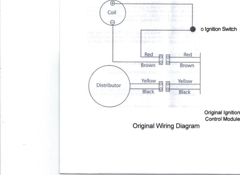 Prestolite Electronic Ignition Wiring Diagram