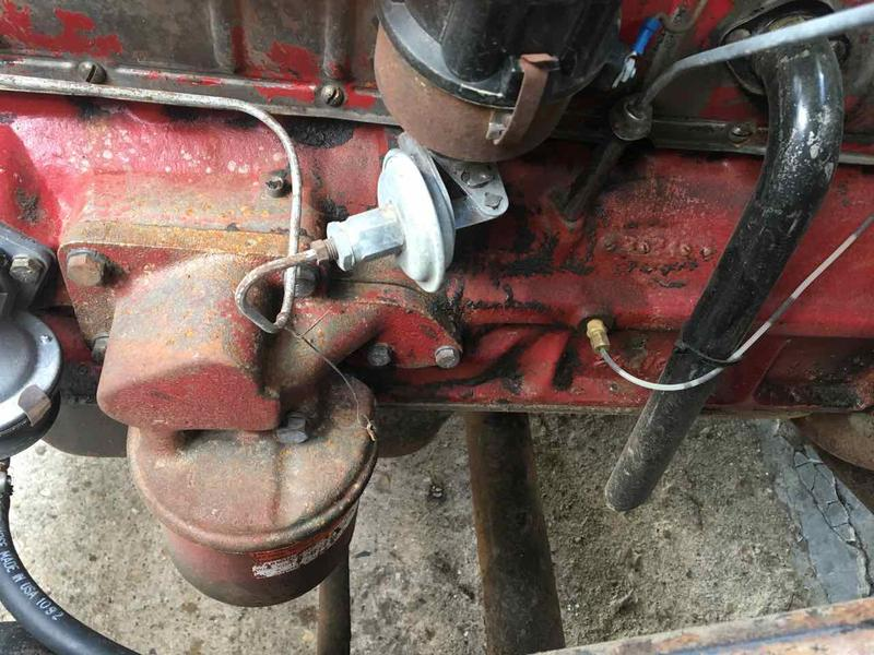Name:  oil filter and mechanical gas pump.jpg