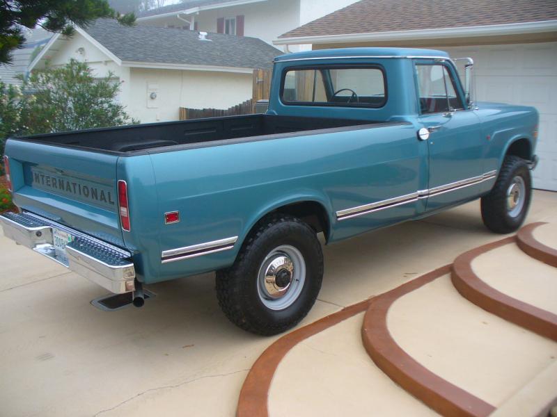 1975 200 4x4 Deluxe - IH PARTS AMERICA