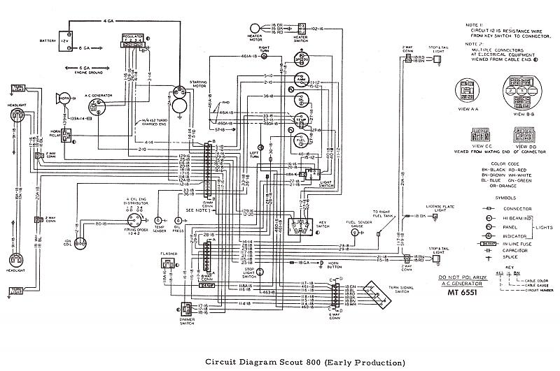 case ih 1586 wiring schematic international scout wiring