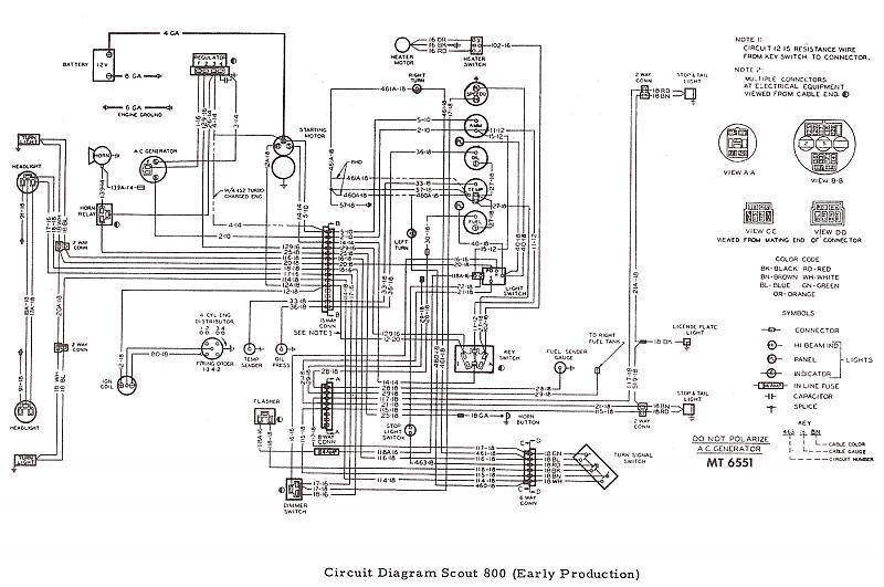 Case Ih 1586 Wiring Schematic International Scout Wiring