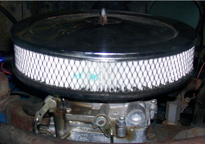Name:  Temporary air filter element.JPG