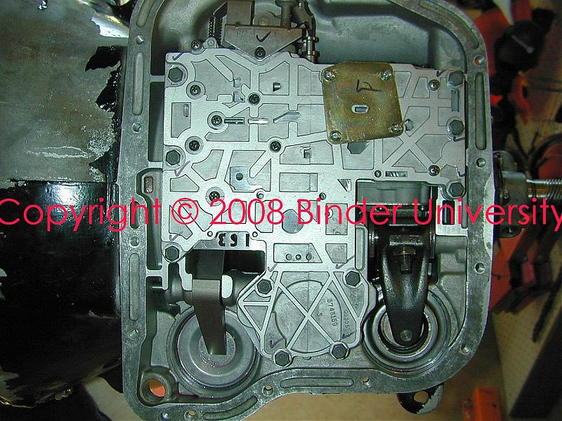 Attachment on 727 Transmission Parts Diagram