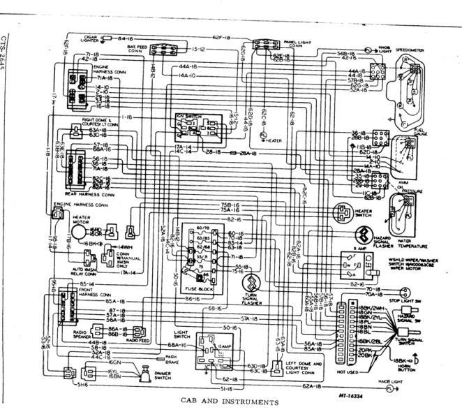 Wire Diagram Ih Scout - Complete Wiring Schemas