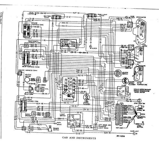 No PowerANYWHERE IH PARTS AMERICA – International Tractor Starter Wiring Diagram
